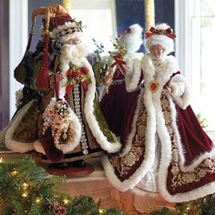 "Mark Roberts ""Santa I Want..."" Figure"