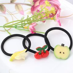 1 PC New Style Fruits Women Elastic Hair Bands Rubber Bands Headwear Hair Accessories Scrunchy Slice Multi-Patterns Ponytail♦️ SMS - F A S H I O N 💢👉🏿 http://www.sms.hr/products/1-pc-new-style-fruits-women-elastic-hair-bands-rubber-bands-headwear-hair-accessories-scrunchy-slice-multi-patterns-ponytail/ US $0.40