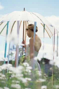 Love the umbrella. Would look so cute for a bride or even for a tea party photo booth prop.