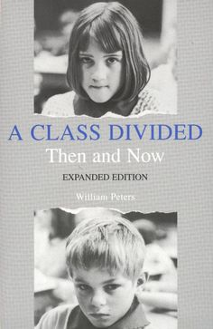 A Class Divided - One Day in 1968, Jane Elliott, a teacher in a small all-white Iowa town, divided her third-grade class into blue-eyed and brown-eyed groups and gave them a daring lesson in discrimination. This is the story of that lesson, its lasting impact on the children, and its enduring power thirty years later.