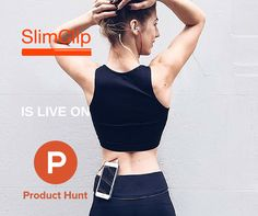 SlimClip Case for iPhone 6/6S is being Featured on Product Hunt!   YOU CAN give us some LOVE and CELEBRATE with us with a discount code from the Product Hunt link through Monday April 4th ONLY! •