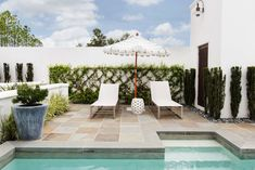 House Tour: Urban Grace Beauty in Alys Beach - Design Chic Design Chic