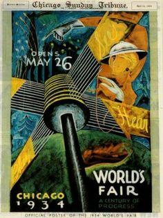 1934 Chicago world fair