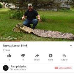 New video on the YouTube channel about the layout blind from @arcticshieldoutdoor. Check it out through the link in my bio... #waterfowl #waterfowlhunting #arcticshield #stayoutlonger #realtree #realtreemax5 #hunt #hunter #hunting #rampmediaoutdoors http://misstagram.com/ipost/1573629194973188320/?code=BXWp2pWj5Dg