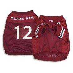 Texas A&M Aggies Alternate Style Dog Jersey