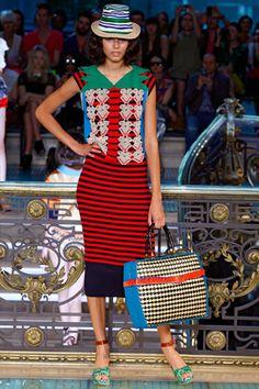 Tsumori Chisato Spring 2012 Ready-to-Wear