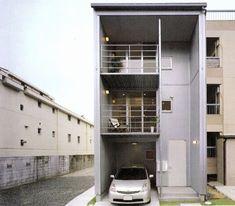 Ki no Ie 3-kai-date, MUJI House