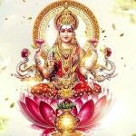 Godesses Lakshmi Sloka For Good Fortune