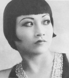 "miss-flapper: "" Anna May Wong and the perfect bob, 1920s """
