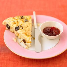 This scone recipe is from reader Millie Piccuito of Weymouth, Massachusetts. Scones are traditionally served at British-style afternoon teas, with jam and clotted cream. But you can enjoy them for breakfast or as a snack.