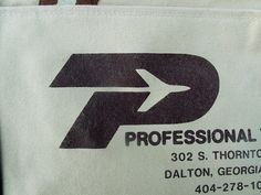 Professional. | by Draplin Typo Logo, Logo Sign, Typography Poster, Typography Design, Logo Branding, Branding Design, Lettering, Badge Design, Icon Design
