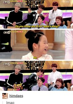 Burn.... Bap Youngjae Funny kpop