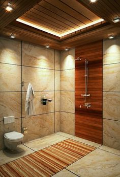 luxury dream bathrooms and tips you can copy from them 11 « A Virtual Zone Bathrooms Remodel, House Design, House Bathroom, Interior Decorating Styles, Modern Interior Design, New Interior Design, Bathroom Decor, Modern Bathroom Design, Dream Bathrooms