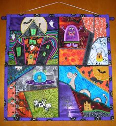 Crazy Quilt handmade by me sold last year. Can do custom orders
