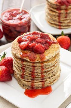 11 gezonde breakfast pancakes