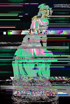 "'Error: could not open file ""classical ideals. Glitch Art, Design, Visual, Glitch, Inspiration, Pixel Art, Wallpaper, Retro, Art"