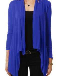 Womens Vintage Extra Long Chunky Knit Cardigan ROYAL BLUE SMALL 11 FOXY http://www.amazon.com/dp/B00K6N1OV0/ref=cm_sw_r_pi_dp_Zm-Itb0MNGPZRYGS
