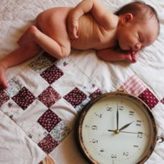 Getting Baby on a Schedule - Here's how to help your baby fall into a predictable routine that gives everyone a sense of structure