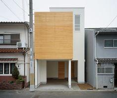 House F by Kenji Ido / Ido, Kenji Architectural Studio, photo: Takumi Ota