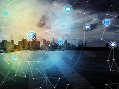 Smart cities: 6 essential technologies Smart cities are connected cities, and they work in conjunction with everything from IoT sensors to open data collection and smart streetlights to provide better services and better communication.