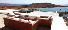 Mykonos, your funny experience - Apartment for 4 people Seaside Resort, Outdoor Furniture Sets, Outdoor Decor, Mykonos, Beach House, Holidays, Book, Funny, People