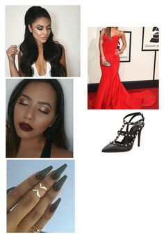 """CNN Heroes"" by paukar ❤ liked on Polyvore featuring Valentino"