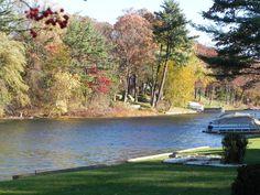 Lake houses in Commerce MI, waterfront properties in Commerce MI