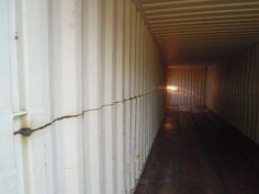 Vasche per Pomodori Container; il taglio al plasma del 40' Box