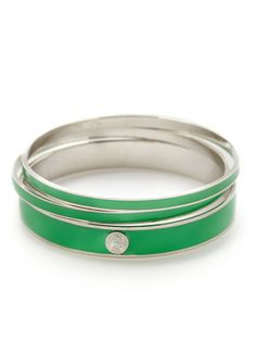 R.J. Graziano Set of 3 Bangle Bracelets
