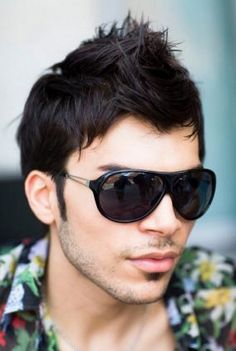 Cool Hairstyles For Short Hair Of Men And Women: Cool Short Mohawk  Hairstyles For Men