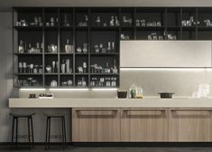 Modern Kitchen Designs | Opera Modern Kitchen | Snaidero USA