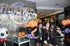 Halloween 2016 at Hard Rock Cafe Marbella
