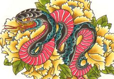 japanese snake flash - Google Search