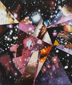 James Rosenquist / Sand of the Cosmic Desert in Every Direction