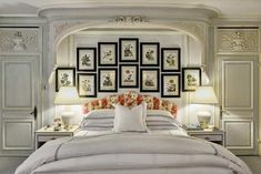 New York's Most Exceptional Apartment Buildings - The Glam Pad Pink Bedroom Design, Pink Bedroom Decor, Gold Bedroom, Bedroom Ideas, Shabby Bedroom, Pink Bedrooms, Bedroom Décor, Small Bedrooms, Shabby Cottage