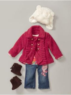 i love gettin ideas for my little niece <3 this is the 'i want candy' collection by GAP