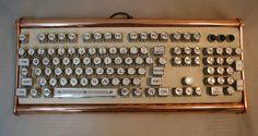 Keyboard art » Linux Magazine