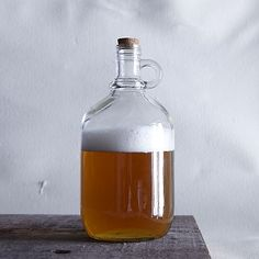 glass growler - want