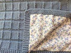 24 Ideas Baby Blanket Manta Bebe Dos Agujas For 2019 Baby Knitting Patterns, Baby Patterns, Best Baby Blankets, Knitted Baby Blankets, Diy Manta, Knit Crochet, Ideas Creativas, Empanada, Baby Sewing
