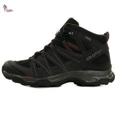 Salomon Ravenrock Mid Gtx 392817, Chaussures randonnée - 41 1/3 EU - Chaussures salomon (*Partner-Link)
