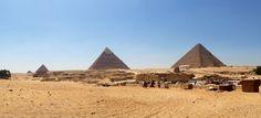 Pyramids of Giza, #Egypt #AncientCivilizations trip, May 2014