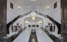 Billionaire Heiress Petra Stunt Lists L.A. Palace for $200M | American Luxury