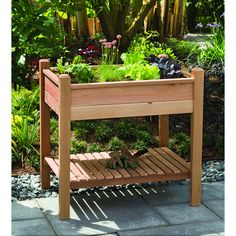 Planter Boxes Planters And The Plan On Pinterest