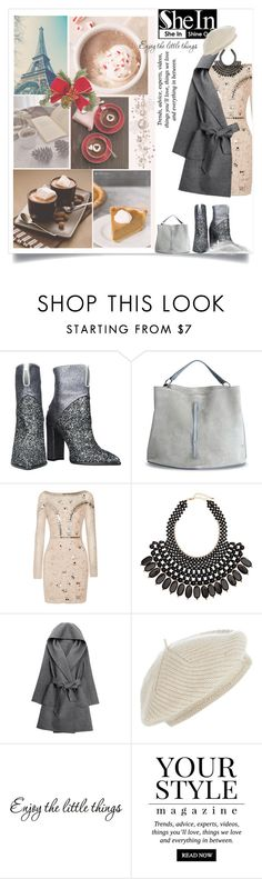 """fashion statement"" by kriz-nambikatt ❤ liked on Polyvore featuring Lara Hampton, Maison Margiela, Temperley London, H&M, Harrods and Pussycat"