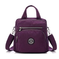 Women Handbag Nylon Waterproof Multi-pocket Totes Shoulder Bags Crossbody Bags is Worth Buying - NewChic