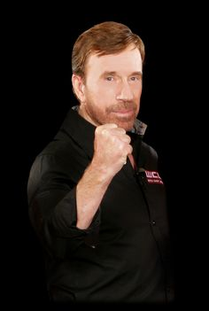 Chuck Norris made history in 1990 when he was the first Westerner in the documented history of Tae Kwon Do to be given the rank of 8th Degree Black Belt Grand Master.