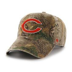 '47 Brand Chicago Bears Youth Basic Team Logo Adjustable Hat - Navy Blue
