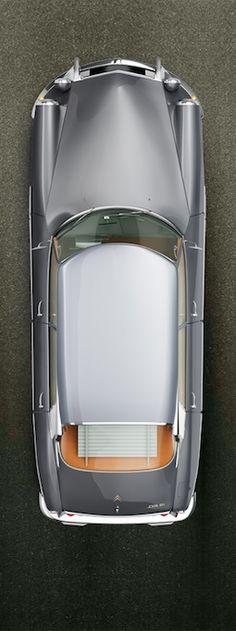 Cooler Than Before — dscitroen: Citroën DS
