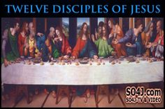 Twelve Disciples of Jesus Christ in the Scriptures Jesus Is Risen, Jesus Christ, Jesus Quotes, Bible Quotes, Book Of James, Revelation 12, Understanding The Bible, Name List
