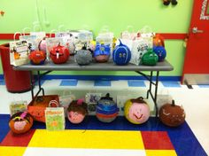 Wolfelicious Character Pumpkin Book Reports